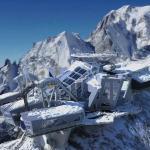 Mount Blanc - Włochy